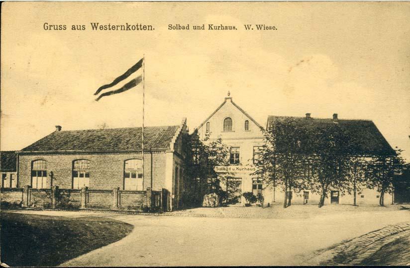 Solbad und Kurhaus
