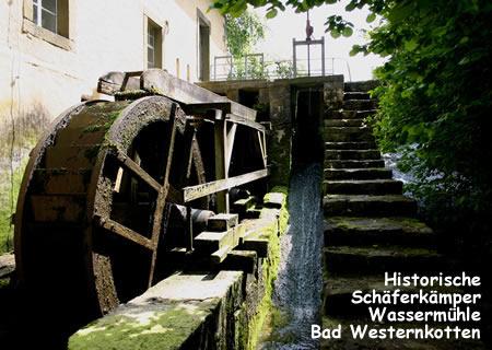 Schäferkämper Wassermühle