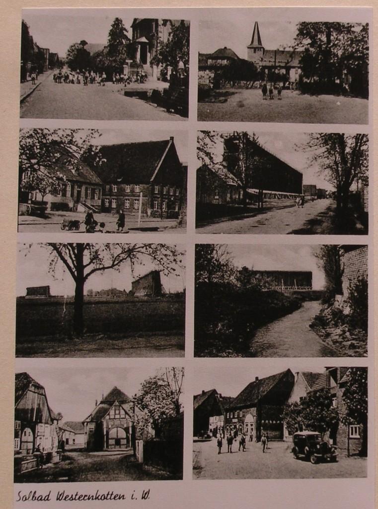 Solbad Westernkotten 1952/53