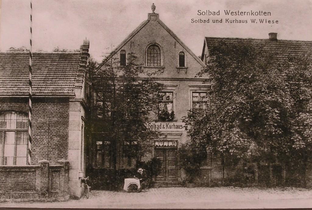 Solbad und Kurhaus 1920