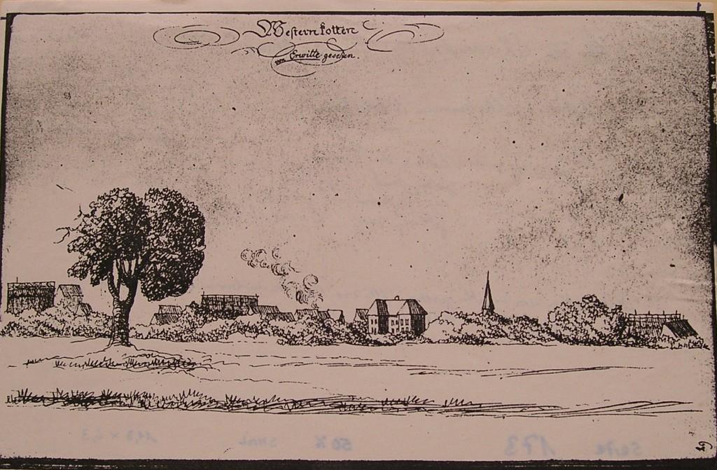 Westernkotten 1840